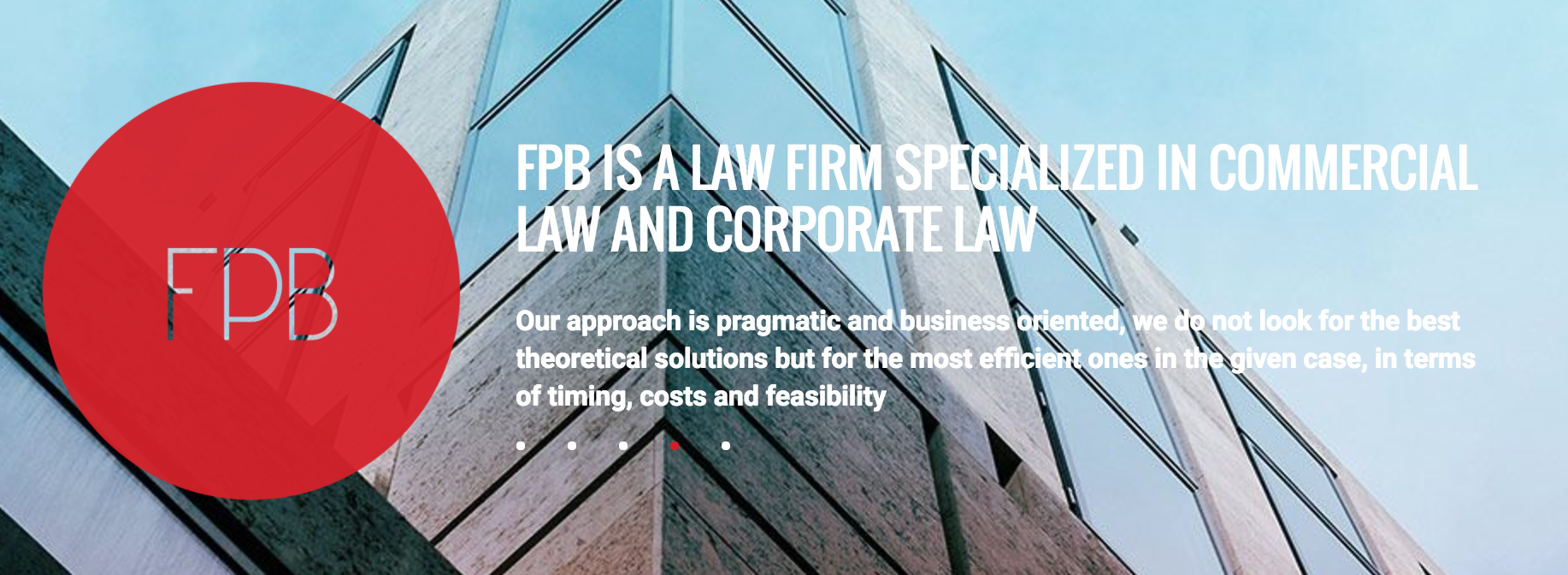 Home - FPB Legal | Law Firm in Milan